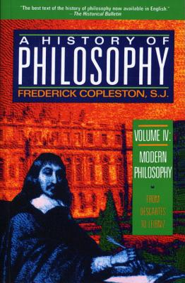 A History of Philosophy By Copleston, Frederick Charles