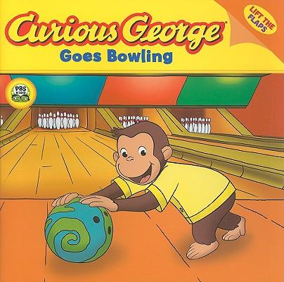 Curious George Goes Bowling By Rey, H. A./ Platt, Cynthia (ADP)